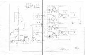 print page 2 meter amplifier schematic question