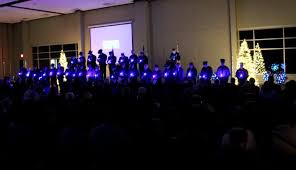 Blue Lights For Firefighters Project Blue Light Ceremony For Fallen First Responders News
