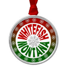 whitefish montana ornaments keepsake ornaments zazzle