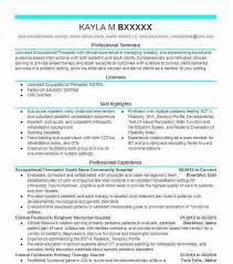 unforgettable massage therapist resume examples to stand out