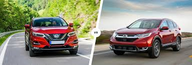 nissan qashqai nearly new nissan qashqai vs honda cr v which is best carwow