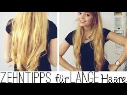 Frisuren Lange Haare Schnell by Meine 10 Tipps Für Lange Haare