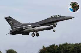 the aviationist south dakota ang f 16c jets including one in