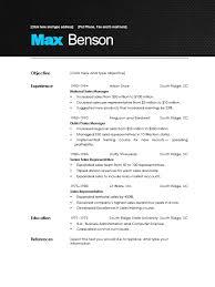 modern resume format sle of modern resume resume cv cover letter
