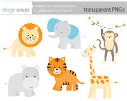 40 baby shower safari clipart clip art library