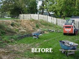 Backyard Retaining Wall Ideas Retaining Wall Contractor Anthony Landscaping Retaining