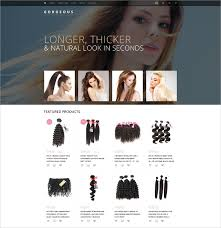 free hair extensions 26 hair salon website themes templates free premium templates