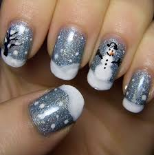 nail designs for the winter gallery nail art designs