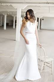 2 wedding dress 40 totally chic wedding dress separate ideas for unique brides