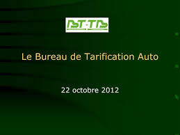 bureau de tarification ppt le bureau de tarification auto powerpoint presentation id