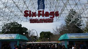 Six Flags Magic Mountain by Six Flags Magic Mountain At Capacity Quick Update California