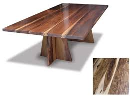 wood table wood dining tables by costantini design
