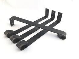 Rustic Coffee Table Legs Coffee Table Coffee Table Industrialetal Legs Diy Black Iron