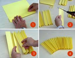 how to make a fan out of paper week of paper pinwheels