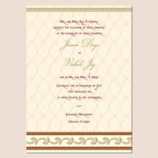 indian wedding invitation card wedding invitation card format india popular wedding invitation 2017