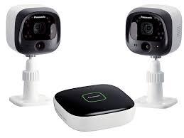 amazon com panasonic kx hn6002w smart home monitoring system diy