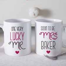 gifts for soon to be personalised set of 2 mugs soon to be gettingpersonal co uk