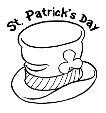 free printable st patrick day coloring pages omeletta me