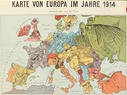 World War 2 Europe Map by World War I War Of Images Images Of War The Getty Research