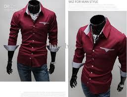 mens shirts long sleeve men u0027s casual t shirt slim fit stylish
