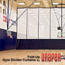 Basketball Curtains Sports Unlimited Gymnasium Equipment Basketball Backstops