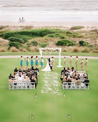 wedding venues in island fave wedding venue grand lawn of the sanctuary hotel on kiawah