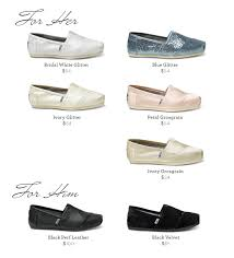wedding shoes toms pretty and purposeful toms shoes stacey design