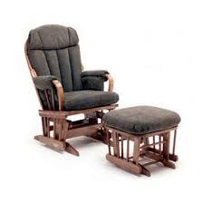Ottoman Glider Rocker Healthcare Furniture Patient Room Glider Rocker Chairs
