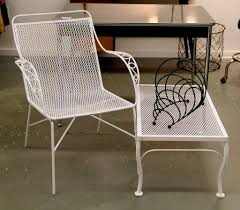 Patio Furniture Vintage - chair furniture beautifulge metal glider new interior home chairs