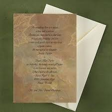 order wedding invitations online order sle wedding invitations sle order for vintage leaf