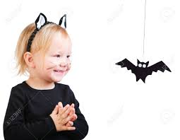 Black Cat Halloween Costume Kids Halloween Dressed Toddler Black Cat Costume