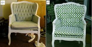 Reupholster Armchair Cost Ideas For Chair Reupholstery Design 10548