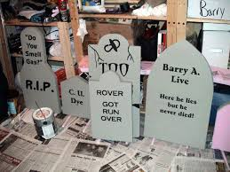 Halloween Diy Decorations by 124 Best Halloween Diy Cemeteries Images On Pinterest Halloween