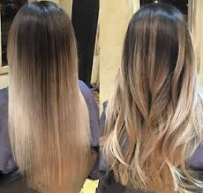 balayage hair extensions one ombre balayage half clip in hair extensions