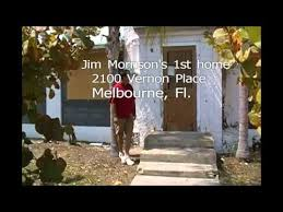 A Place Jim Jim Morrison S Birth Place And Home