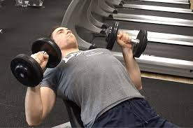 Dumbbell Bench Press Form How To Incline Dumbbell Bench Press Ignore Limits