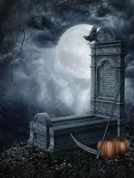 Halloween Backdrop Only 25 00 Portrait Clothbackdrops Death Scythe Death Curtain