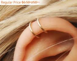 ear cuffs for sale philippines simple ear cuff etsy