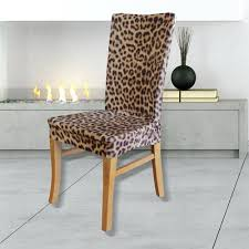 Sure Fit Dining Room Chair Covers Dining Chair Cover Dining Room Vanity Animal Print Dining Room
