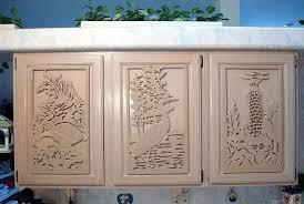 custom kitchen doors innards interior