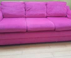 pink sofas for sale second hand pink sofa in ireland 78 used pink sofas