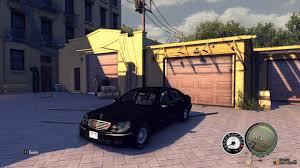 benz s600 w220 for mafia ii