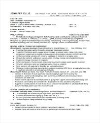 guidance counselor resume resume of a guidance counselor school counselor resume sle