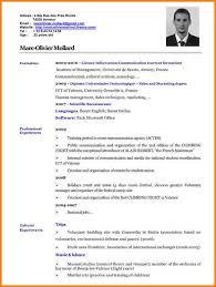 commis de cuisine en anglais 14 cv en anglais word modele lettre