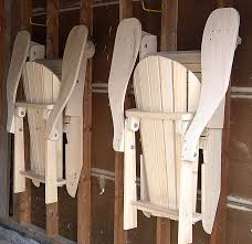 picture of folding adirondack chair