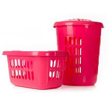 Round Laundry Hamper by Buy Tall Round Laundry Storage Hamper Basket