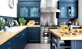 mat iaux cuisine cuisine bleu nuit mat webdiz
