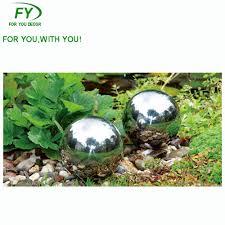 Ceramic Garden Spheres Stainless Steel Hollow Ball Stainless Steel Hollow Ball Suppliers