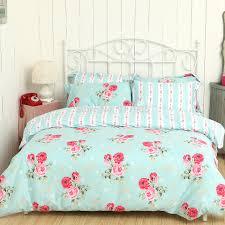 selling romantic red rose printing comforter bedding set
