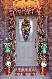 beautiful front door christmas decorations home design ideas